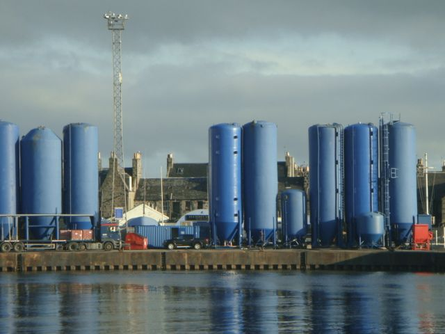 Containers in Aberdeen